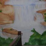 particolare cascata