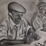 i giocatori di carte